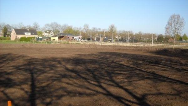 aanleg nieuwe begraafplaats oudenbosch